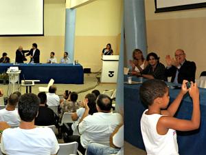 Prefeitura entrega diplomas dos cursos do SENAI