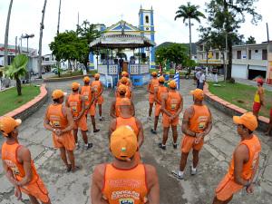 Prefeitura homenageia guarda-vidas e comemora resultado da Operação Praia Segura