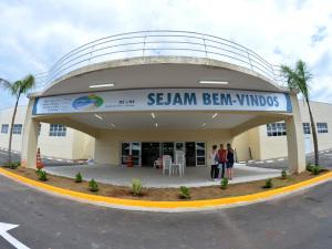Centro de Convenções é inaugurado com Congresso de Saúde