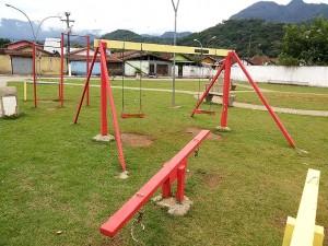 Prefeitura executa serviços de reforma e manutenção no Parque dos Ministérios