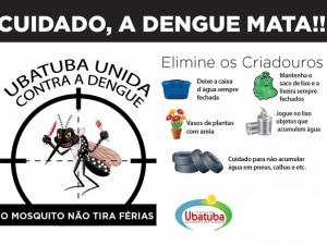 Prefeitura organiza mutirões contra a Dengue
