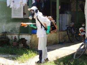 Parcerias intensificam ações de combate à Dengue