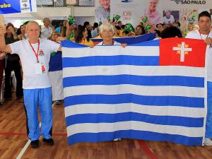 Delegação de Ubatuba representa a cidade nos Jogos Regionais do Idoso