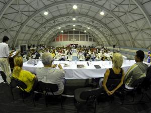 Equipe do Orçamento Participativo visita dezenas de associações e entidades