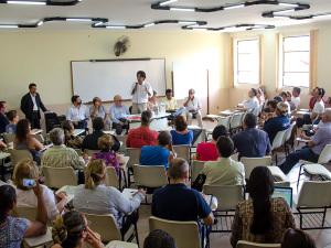 Prefeitura lança Orçamento Participativo no ginásio do Tubão