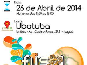 Ubatuba sedia evento internacional de Software Livre