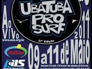 Ubatuba Pro Surf 2014 – Praia Grande recebe abertura do cricuito