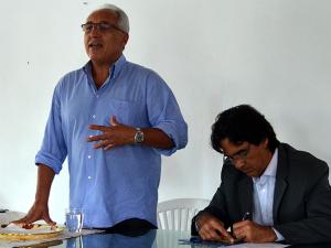 Vice-prefeito Sérgio Caribé assume Secretaria de Turismo