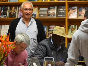 Sec. de Turismo e Galeria Sérgio Caribé organizam lançamento de obra sobre líder quilombola