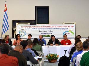 Prefeitura organiza Conferência de Economia Solidária