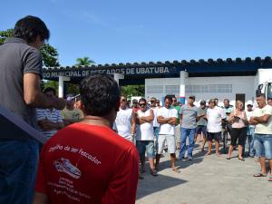 Prefeitura apoia pescadores pela unificação das licenças