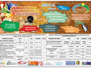 Inscrições para o Ubatuba Qualifica 2014 abrem neste sábado