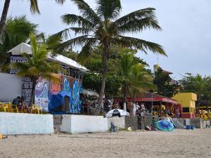 Primeira etapa do Ubatuba Pro Surf acontece na praia Grande