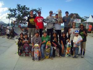Primeira etapa do Circuito AUSK reúne comunidade do skate