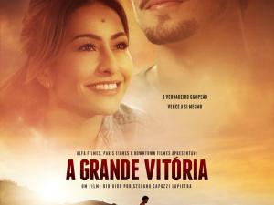 A Grande Vitória entra em cartaz no Cine Porto do Shopping Itaguá