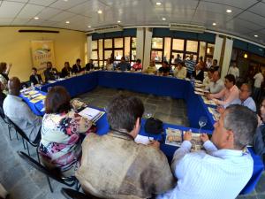 Ubatuba sedia reunião do CODIVAP e faz solicitações ao governo do estado