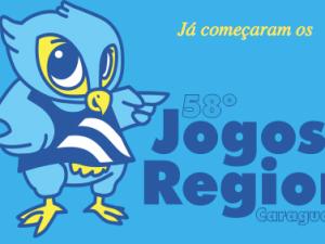 Jogos Regionais – Ubatuba aparece em boa colocação no ranking parcial