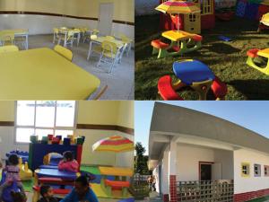 Prefeitura inaugura creche do Taquaral
