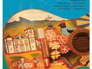 Festival de Cultura Popular Caiçarada começa nesta segunda-feira