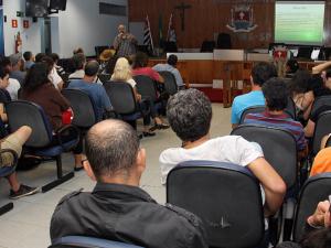 Audiência Pública debate e explica PMGIRS na Câmara