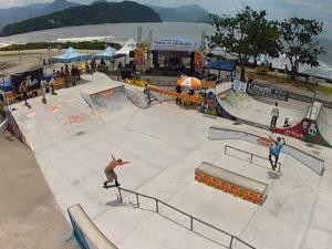 Segunda etapa do Circuito Municipal de Skate acontece dia 28 de setembro