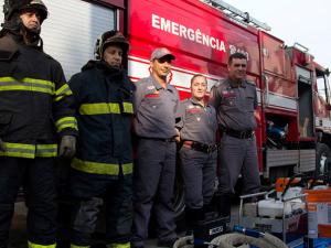 Bombeiros investem em equipamentos e veículos