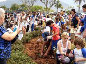 Pedalada Ecológica promove consciência ambiental em Ubatuba