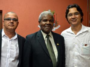 Prefeito declara governador do Rotary Club hóspede oficial do município