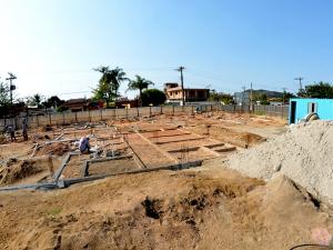 Começa a construção da nova UBS do Perequê-Açu