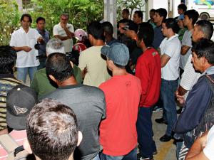 Prefeitura contrata mais 50 trabalhadores para zeladoria