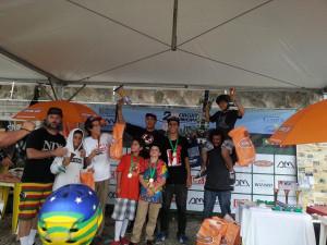 Mariah, Andrew e Brasil faturam segunda etapa do Circuito da AUSK