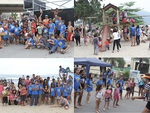 Prefeitura faz alegria da garotada no Dia das Crianças no Perquê-Açu