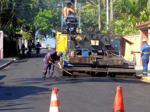 Prefeitura finaliza recapeamento da Basílio Cavalheiro e serviços começam na costa sul