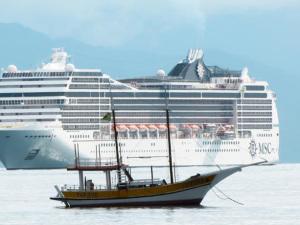 Prefeitura apresenta projeto para ampliar receptivo de navios
