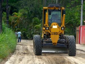 Secretaria de Obras intensifica ações de norte a sul de Ubatuba