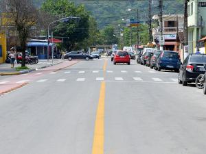 Prefeitura finaliza revitalização do corredor Centro – Itaguá