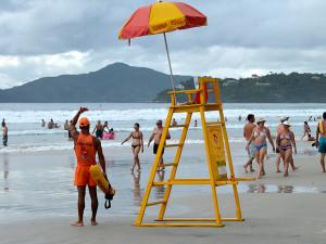 Praias de Ubatuba não registram óbitos por afogamento em 2015