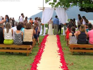 Ubatuba é um dos principais destinos do país para casamentos