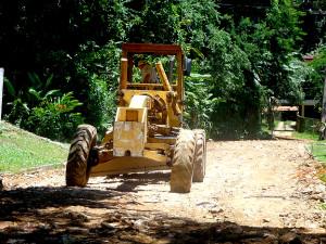 Prefeitura finaliza manutenção da estrada de acesso à Boa Vista