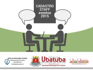 Prefeitura prepara cadastro de profissionais para atuação em eventos