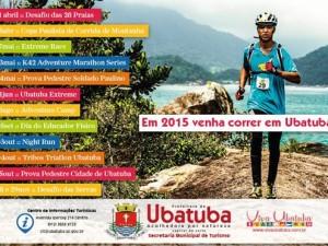 Ubatuba promove turismo esportivo o ano todo