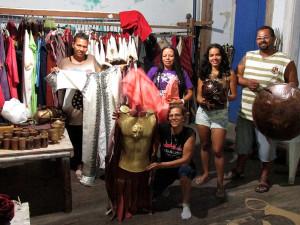 FundArt apoia duas encenações da Paixão de Cristo em Ubatuba