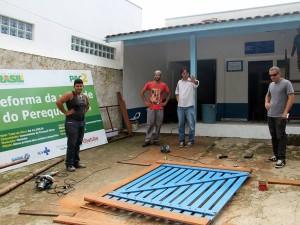 Prefeitura reforma Unidades de Saúde do Perequê-Mirim e Marafunda
