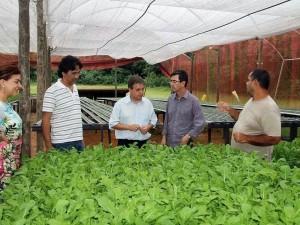Ubatuba é referência em Agricultura Familiar para cidades da região