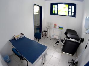 Prefeitura entrega Postos de Saúde reformados no Perequê-Mirim e na Marafunda