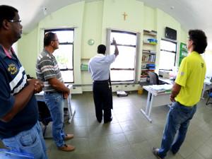 Patrimônio nº 1 da Prefeitura é resgatado pela equipe da Secretaria da Fazenda