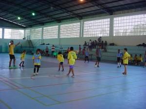 Escolas Municipais comemoram sucesso do Campeonato de Futsal