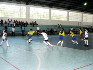 Terceiro Campeonato de Futsal Estudantil começa nesta segunda-feira