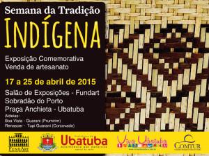 Confira a programação da FundArt para a Semana da Tradição Indígena