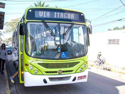 Reajuste de tarifa de ônibus em Ubatuba entra em vigor no dia 9 de setembro